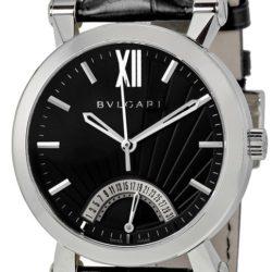 Ремонт часов Bvlgari SB42BSLDR Sotirio Retrograde Date в мастерской на Неглинной