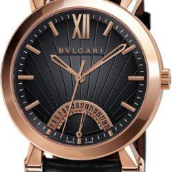 Ремонт часов Bvlgari SBP42BGLDR Sotirio Retrograde Date в мастерской на Неглинной