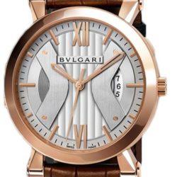 Ремонт часов Bvlgari SBP42WGLD/125 Sotirio 125th Anniversary Automatic в мастерской на Неглинной