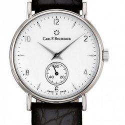 Ремонт часов Carl F. Bucherer 00.10305.02.26.01 Adamavi 34 mm в мастерской на Неглинной