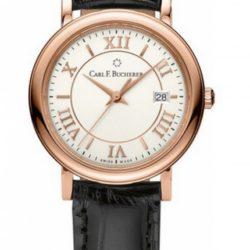 Ремонт часов Carl F. Bucherer 00.10312.03.15.01 Adamavi 28 mm в мастерской на Неглинной