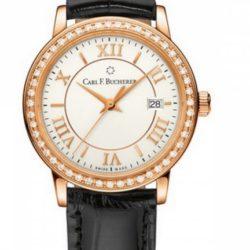 Ремонт часов Carl F. Bucherer 00.10312.03.15.11 Adamavi 28 mm в мастерской на Неглинной