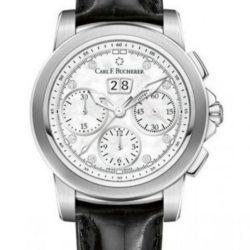 Ремонт часов Carl F. Bucherer 00.10611.08.74.02 Patravi ChronoDate в мастерской на Неглинной