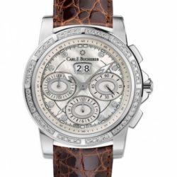 Ремонт часов Carl F. Bucherer 00.10611.08.74.11 Patravi ChronoDate в мастерской на Неглинной