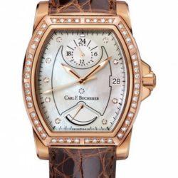 Ремонт часов Carl F. Bucherer 00.10612.03.74.11 Patravi T-24 в мастерской на Неглинной