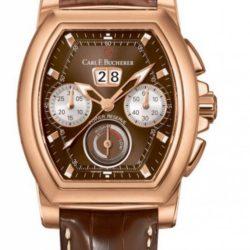 Ремонт часов Carl F. Bucherer 00.10615.03.93.01 Patravi T-Graph в мастерской на Неглинной