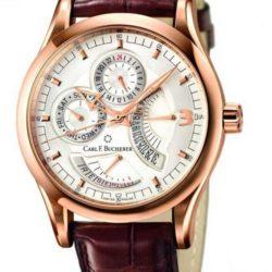 Ремонт часов Carl F. Bucherer 00.10901.03.16.01 Manero RetroGrade в мастерской на Неглинной