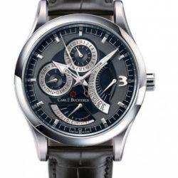 Ремонт часов Carl F. Bucherer 00.10901.08.36.01 Manero RetroGrade в мастерской на Неглинной