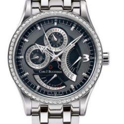 Ремонт часов Carl F. Bucherer 00.10901.08.36.31 Manero RetroGrade в мастерской на Неглинной