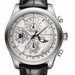 Ремонт часов Carl F. Bucherer 00.10906.08.13.01 Manero ChronoPerpetual в мастерской на Неглинной