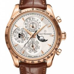 Ремонт часов Carl F. Bucherer 00.10907.03.13.01 Manero ChronoPerpetual в мастерской на Неглинной