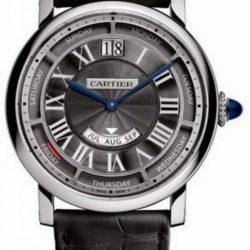 Ремонт часов Cartier Annual Calendar wg Rotonde De Cartier Automatic в мастерской на Неглинной