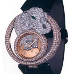 Ремонт часов Cartier Cartier Elephant Le Cirque Animalier De Cartier Elephant в мастерской на Неглинной