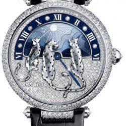 Ремонт часов Cartier Cartier Reves de Pantheres Day/Night Rotonde De Cartier 42 mm в мастерской на Неглинной