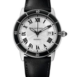 Ремонт часов Cartier Cartier Ronde Croisiere White Ronde Solo De Cartier 42 mm в мастерской на Неглинной