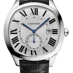 Ремонт часов Cartier Drive De Cartier Cushion Tortue Stainless Steel в мастерской на Неглинной
