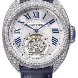 Ремонт часов Cartier Flying Tourbillon Tortue Manual Winding в мастерской на Неглинной