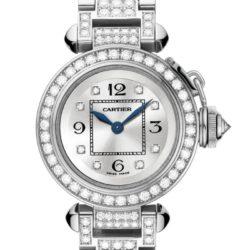 Ремонт часов Cartier HPI00333 Pasha De Cartier Miss Pasha в мастерской на Неглинной