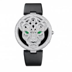 Ремонт часов Cartier HPI00338 Le Cirque Animalier De Cartier Panther в мастерской на Неглинной