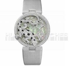 Ремонт часов Cartier HPI00404 Le Cirque Animalier De Cartier Gecko в мастерской на Неглинной