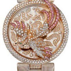 Ремонт часов Cartier HPI00406 Le Cirque Animalier De Cartier Cockatiel в мастерской на Неглинной
