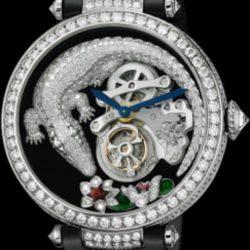 Ремонт часов Cartier HPI00414 Le Cirque Animalier De Cartier Tourbillon Crocodile в мастерской на Неглинной