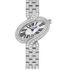 Ремонт часов Cartier HPI00458 Delices De Cartier Quartz Small в мастерской на Неглинной