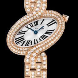 Ремонт часов Cartier HPI00495 Delices De Cartier Quartz Small в мастерской на Неглинной