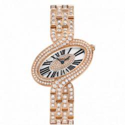 Ремонт часов Cartier HPI00496 Delices De Cartier Quartz Large в мастерской на Неглинной