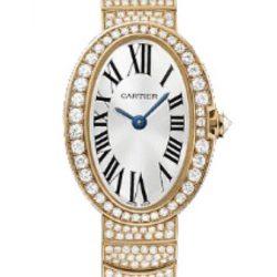 Ремонт часов Cartier HPI00499 Baignoire Baignoire Mini Quartz в мастерской на Неглинной