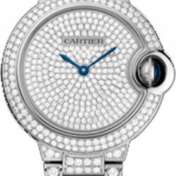 Ремонт часов Cartier HPI00562 Ballon Bleu de Cartier Ballon Bleu de Cartier Automatic 33 mm в мастерской на Неглинной