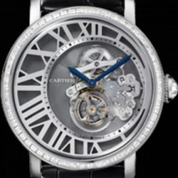 Ремонт часов Cartier HPI00589 Rotonde De Cartier Reversed Tourbillon в мастерской на Неглинной