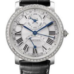 Ремонт часов Cartier HPI00591 Calibre de Cartier Perpetual Calendar в мастерской на Неглинной