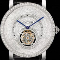 Ремонт часов Cartier HPI00592 Rotonde De Cartier Flying Tourbillon в мастерской на Неглинной