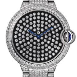 Ремонт часов Cartier HPI01032 Ballon Bleu de Cartier Serti Vibrant в мастерской на Неглинной