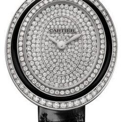 Ремонт часов Cartier Hypnose Small Model Baignoire White Gold в мастерской на Неглинной
