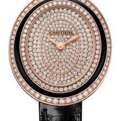 Ремонт часов Cartier Hypnose Small Model Pink Gold Baignoire Pink Gold в мастерской на Неглинной