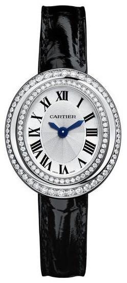 Ремонт часов Cartier Hypnose Small Model White Gold Baignoire Oval Diamond Set в мастерской на Неглинной