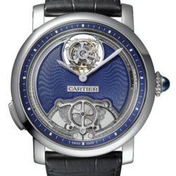 Ремонт часов Cartier Minute Repeater Rotonde De Cartier Titanium в мастерской на Неглинной