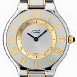 Ремонт часов Cartier W10072R6 21 Chronoscaph 21 Must de Cartier Large в мастерской на Неглинной
