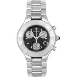 Ремонт часов Cartier W10172T2 21 Chronoscaph 21 Chronoscaph Large в мастерской на Неглинной