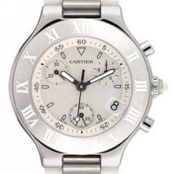 Ремонт часов Cartier W10184U2 21 Chronoscaph 21 Chronoscaph Large в мастерской на Неглинной