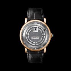 Ремонт часов Cartier W1553751 Rotonde De Cartier Jumping Hours в мастерской на Неглинной