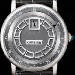 Ремонт часов Cartier W1553851 Rotonde De Cartier Jumping Hours в мастерской на Неглинной