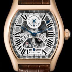 Ремонт часов Cartier W1580003 Tortue Perpetual Calendar в мастерской на Неглинной
