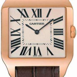 Ремонт часов Cartier W2006951 Santos De Cartier Santos-Dumont Large в мастерской на Неглинной