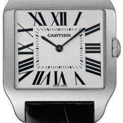 Ремонт часов Cartier W2007051 Santos De Cartier Santos-Dumont Large в мастерской на Неглинной