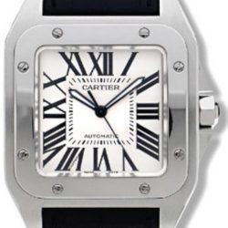 Ремонт часов Cartier W20073X8 Santos De Cartier Santos 100 Large в мастерской на Неглинной
