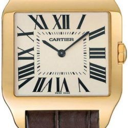 Ремонт часов Cartier W2008751 Santos De Cartier Santos-Dumont Large в мастерской на Неглинной