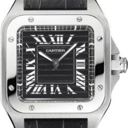 Ремонт часов Cartier W2020020 Santos De Cartier Santos Triple 100 в мастерской на Неглинной